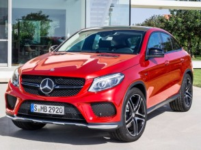 Mercedes-Benz GLE-Класс купе